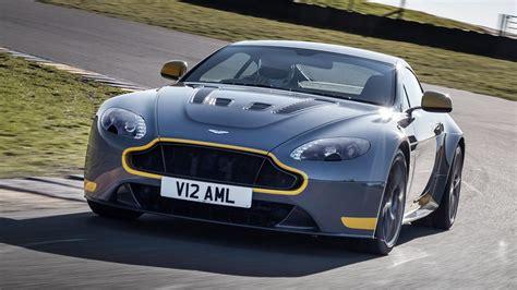 Aston Martin Vantage Manual Transmission by Aston Martin Vantage S V12 Gets A 7 Speed Manual