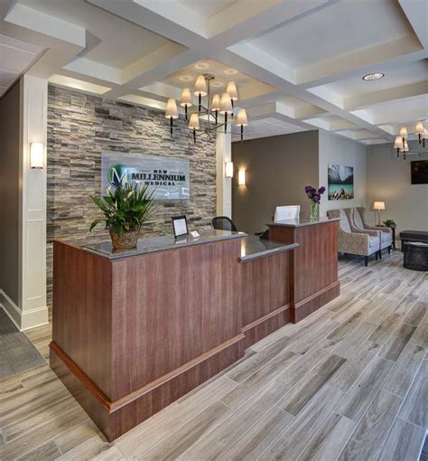 medical office front desk 23 brilliant medical office decorating ideas pictures