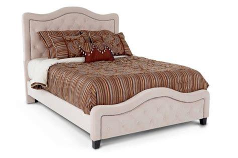 troy queen bed beds headboards bedroom bobs discount furniture master bedroom