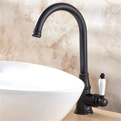 high quality kitchen faucets high quality brass kitchen faucet black color sink tap