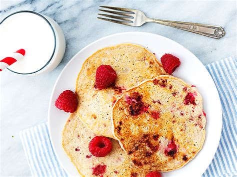 protein pancakes with cottage cheese raspberry cottage cheese protein pancakes recipe