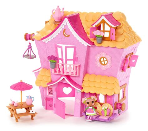 lalaloopsy dolls house mini lalaloopsy sew sweet house
