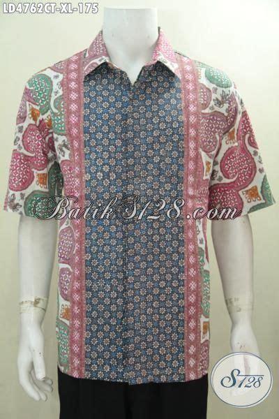 Jual Baju Buat jual baju batik fashion buat cowok til makin modis busana batik berbahan bagus dan