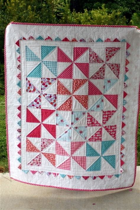 Pinwheels Quilt Shop by Fabrics Quilts Pinwheels Baby Quilts