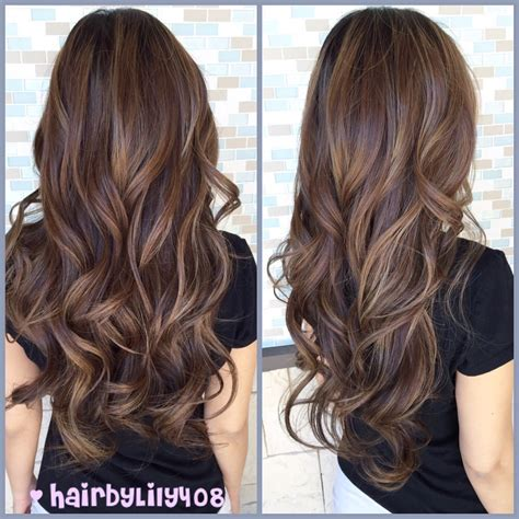 balayage on filipino hair balayage highlights philippines images