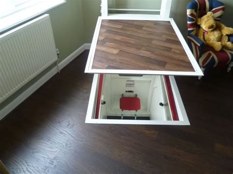 Floor Lifts by Terry Harmony Wheelchair Through Floor Lift
