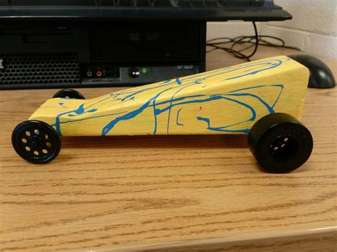 Car Dragsters co2 dragster