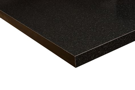 Mouse Dust Kitchen Worktop Black Gloss Worktop Wickes Gloss Laminate Black Slate