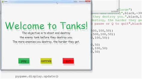 python tutorial the new boston pygame python game development tutorial 47 button