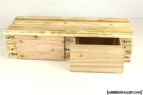 cassettiere originali cassettiera con pallet idee per interni e mobili