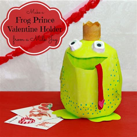 frog valentines card template 29 adorable diy box ideas pretty my