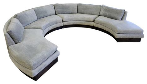 circular sofas uk circular sectional sofa smalltowndjs com