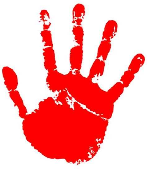 red hands weloveletterpress interview with red hand prints