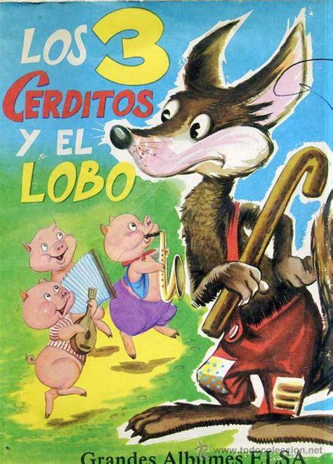 libro el lobo de los imagenes del cuento los tres cerditos y el lobo imagui