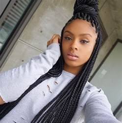 box braids hairstyles for black 18 most stunning braid hairstyles for 2016 jewe blog