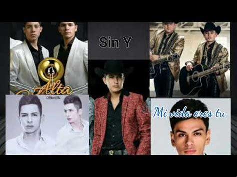 Christian Nodal Banda Ms Alta Consigna Ulices Chaidez Alfredo Olivas Ariel Camacho Gerardo Mix 2018 Virlan Garcia Christian Nodal Y Crecer Germ Doovi