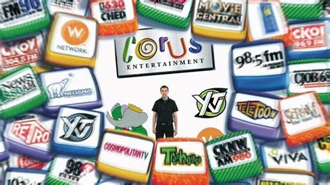 corus entertainment promotional video youtube
