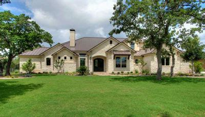 Ranch Remodel Exterior Available Homes And Land Tuscan Style Texas Hill