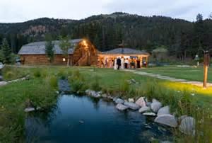 Red Barn Ranch Wedding Montana Wedding Venues And Big Sky Wedding Venues