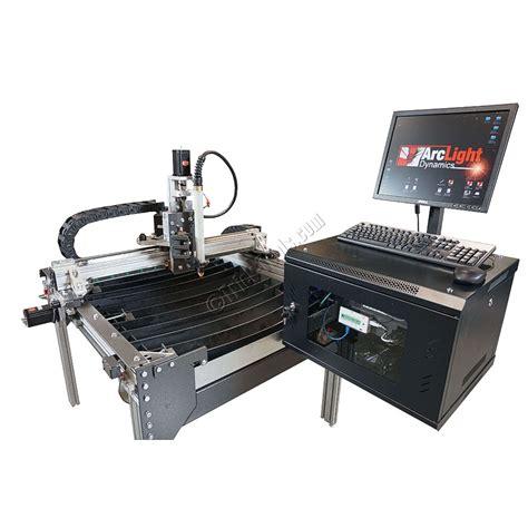 ap2400 arclight dynamics 2x2 cnc plasma table