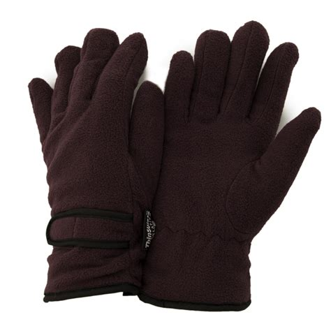 10 Warm Winter Accessories by Floso Womens Thinsulate Fleece Thermal Winter Warm