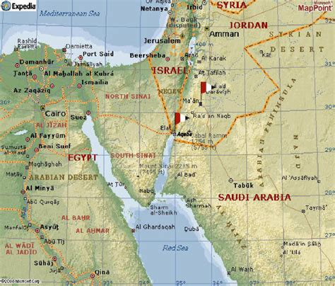 middle east map gulf of aqaba aqaba 10th royal hussars xrh pwo