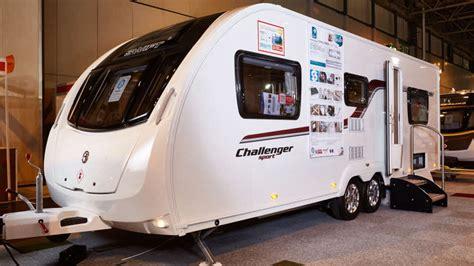 challenger sport caravan design awards 2015 the caravan club