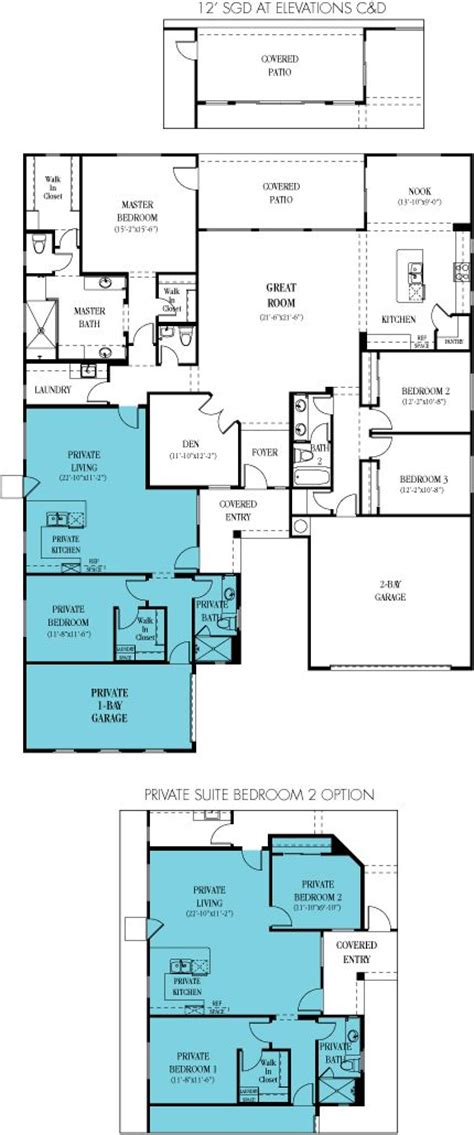 multigenerational house plans with two kitchens best 90 multigenerational house plans with two kitchens