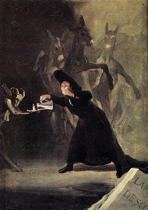 biography of goya artist the bewitched man wikipedia