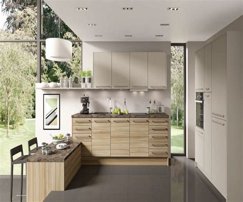 Tempo Kitchen by Modern Wood Grain Kitchens Kitchens By Design