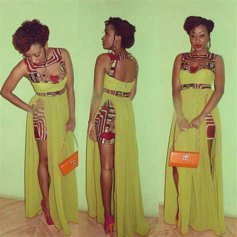 i need nice style for ankara gown ankara dress style ankara styles pinterest