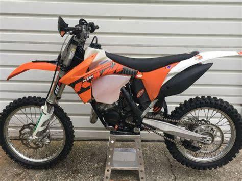 Ktm 150sx For Sale 2014 Ktm 150sx For Sale On 2040 Motos