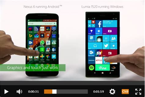 android on windows phone microsoft remove subsistema android do windows 10 mobile