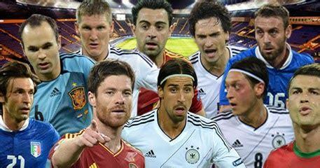 Sepatu Bola Pemain Eropa bursa transfer pemain bola eropa terbaik 2012 hr berita