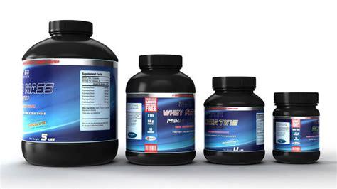 supplement 3d nutrition supplements pack 3d model max fbx cgtrader