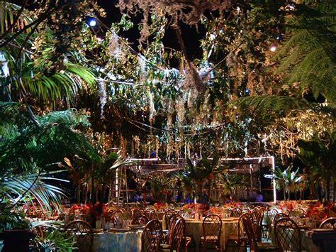 rainforest themed events palmbrokers parties events portfolio rainforest