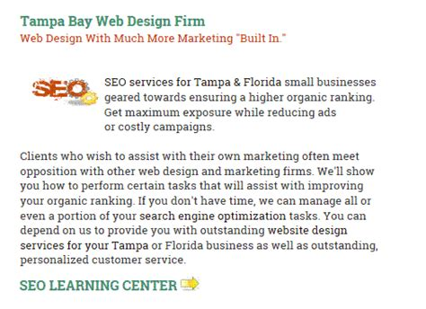 Florida Search Engine Search Engine Optimization Ta Florida