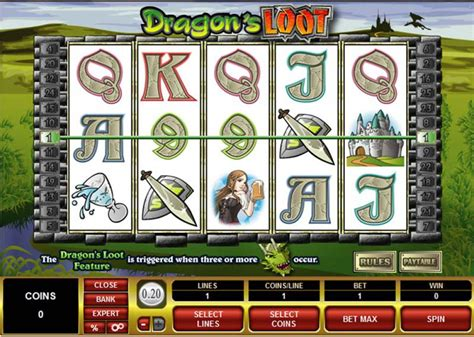 dragons loot slot review bonus codes askgamblers