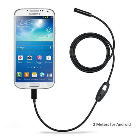 Otg Kamera micro usb endoscope waterproof inspection for android otg smart phones ebay