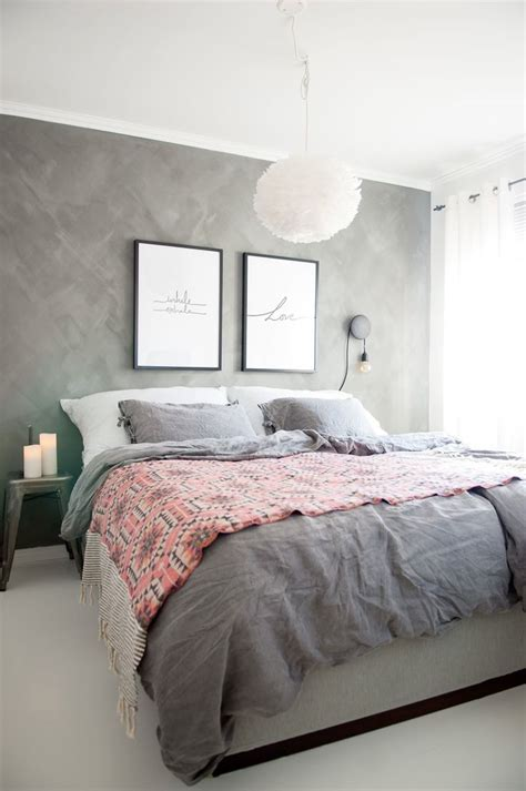 gray and pink bedroom with two tone nightstand 25 best ideas about pink master bedroom on pinterest