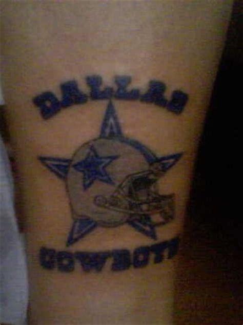 dallas cowboys tattoos the dallas cowboy on my leg the boys