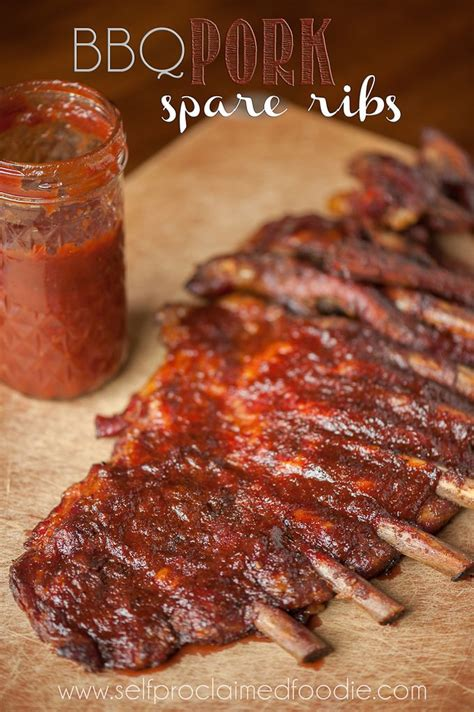 25 best ideas about grilled spare ribs on pinterest