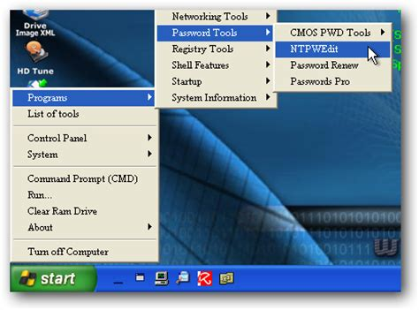 reset windows xp password ultimate boot cd reset your forgotten password the easy way using the