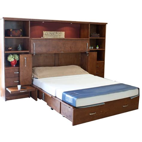 cabinet bed park avenue cabinet bed center with drawers