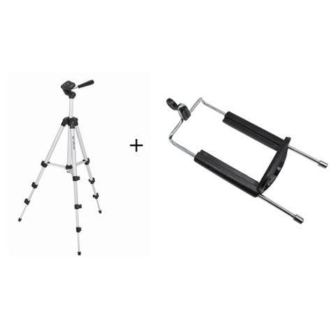 Terlaris Weifeng Portable Tripod Stand 4 Section Aluminum Legs Wt 31 paket weifeng portable tripod stand 4 section aluminium legs with brace wt 3110a universal
