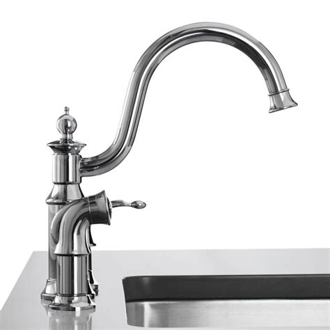 moen waterhill kitchen faucet moen s711 waterhill one handle kitchen faucet in chrome