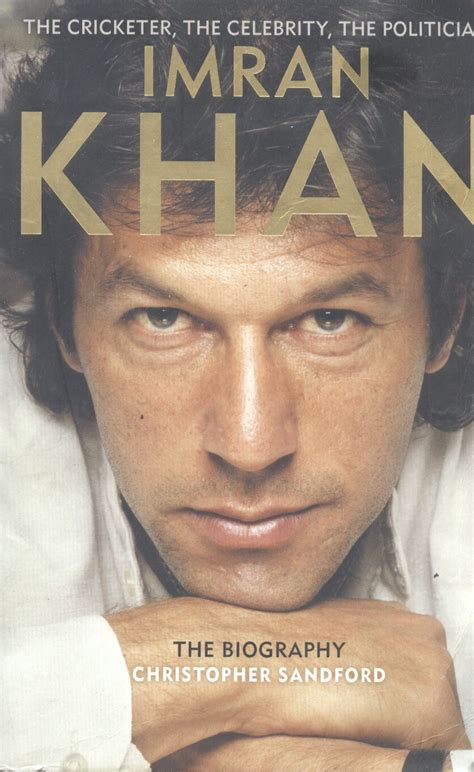 biography of imran khan courage to differ october 2011