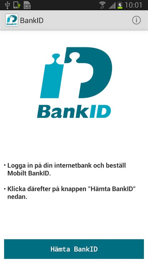 legitimation bank bankid s 228 kerhetsapp android appar p 229 play