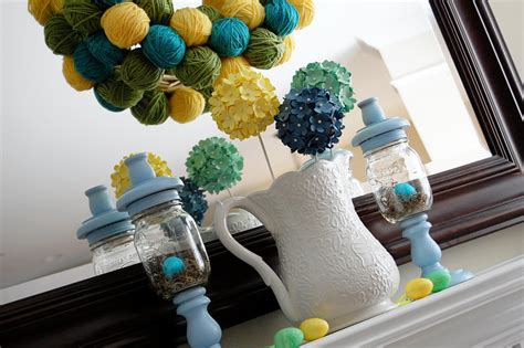Easter Decorations To Make For The Home Alex M Lynch Easter Decoration Ideas