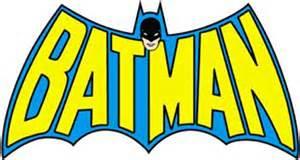 Blue Home Decor Accessories Batman Classic Logo Sticker